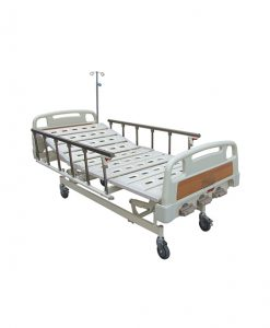 Hospital Bed (Double Revolving Levers):