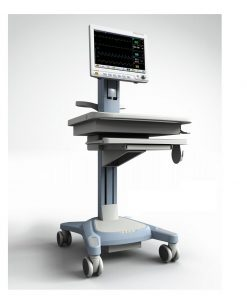 15″ Multiparameter Patient Monitor MD9015T