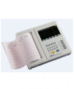 Resting electrocardiograph / digital / 12-channel ECG-1112L