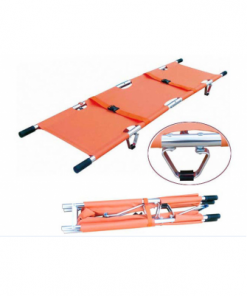 Double Fold Aluminium Pole Stretcher