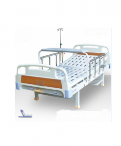 ABS Single Crank Hospital Bed