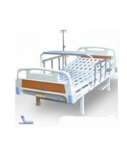 ABS Single Crank Hospital Bed