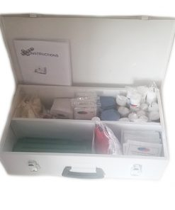 First Aid Kit Government Regulation 7 In Metal Box