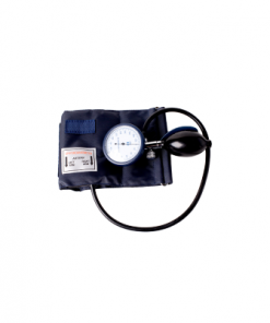 Blood Pressure Meter Aneroid Single Handed