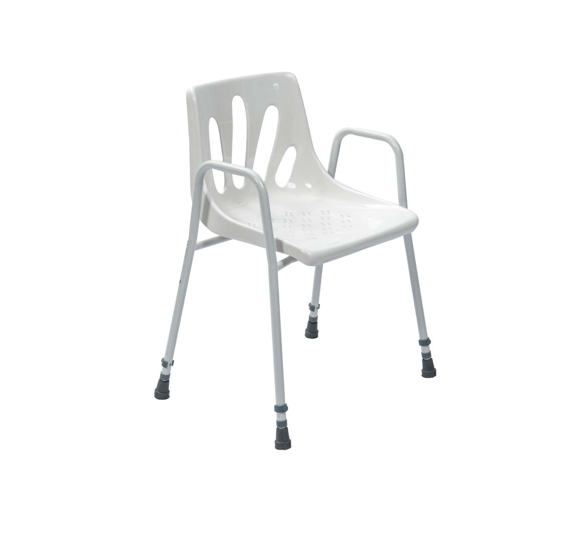 Chair - Shower Height Adjust - Afrimedics