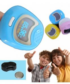 Pulse Oximeter SPO2 - Children - Black & White Screen