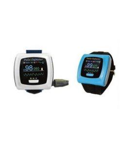 CMS-50F Wristband Pulse Oximeter - Colour