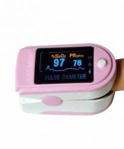 Pulse Oximeter Fingertip SPO2 50D (Pink)