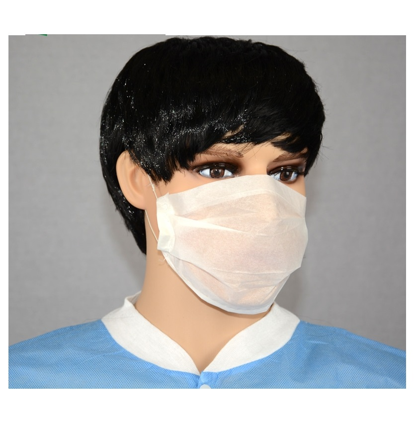 2 Paper Mask 100's Charlotte Ply Earloop Queen