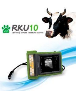 RKU10 Big Animal Veterinary Ultrasound Scanner