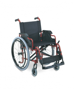 Wheelchair Allum/Nylon Wheel Release