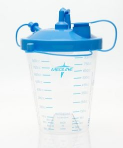 Suction Bottle Lid Fits 1 or 2L Bottles