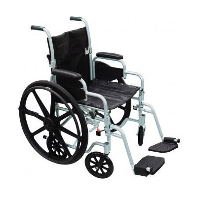 Wheelchair Allum/Nylon Wheel Release