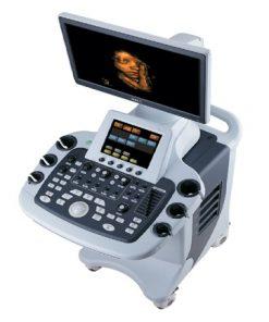 Apogee 3300 Digital 4D Color Doppler Ultrasound