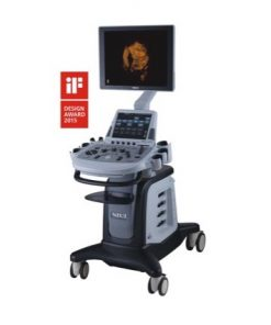 Apogee 5300 Touch Colour Doppler Scanner