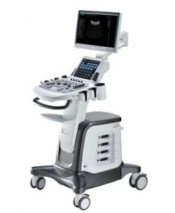 Apogee 5500 Ultrasound Machine