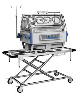 CL-2000 Transport Infant Incubator