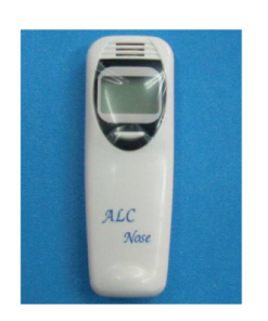 Compact Alcohol Breathtester Alcoscan AT-128 - ALC Nose