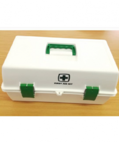 First Aid Kit Regulation 3 In Plastic Box