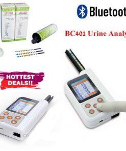 Handheld Urine Analyzer BC401-11 Parameters Testing