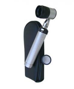 Dermatoscope Set of Four Items