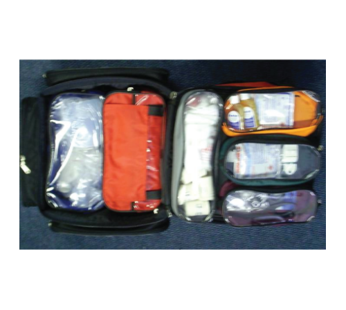 First Aid Basic Life Support Paramedic Bag