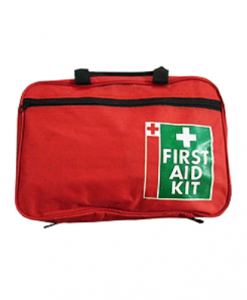 First Aid Kit Essential Bag WITH HANDLES