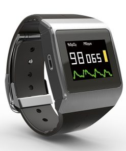 CMS50K Wearable SpO2/ECG Monitor-Watch