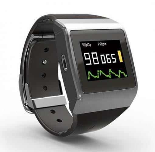 CMS50K Wearable SpO2/ECG Monitor-Watch