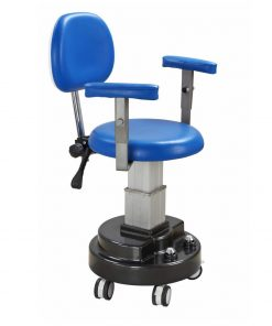 Electric Chair/Surgical Stool with adjustable backrest