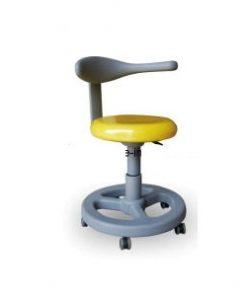 LK-A43 Dentist Chair Round Base Luxurious
