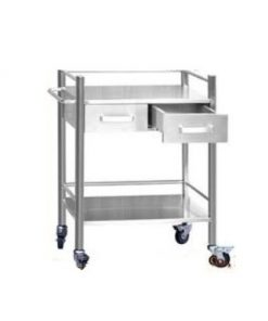 Stainless Steel Mobile Dental Cabinet GD040