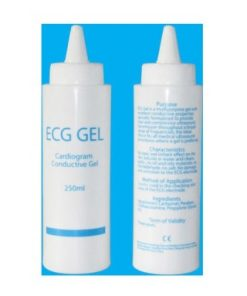 ECG Gel 250ml Bottle