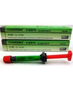 4G Syringe Light Curing Microglass Charisma Composite