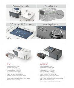 Sleep Apnea Meter Automatic YH560