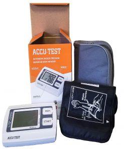 ACCU-Test Blood Pressure Monitor