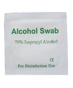 Alcohol Swabs (200's)