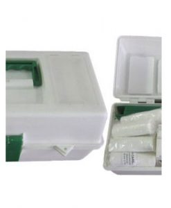 Large Government Reg. 7 First Aid Kit in Plastic Case