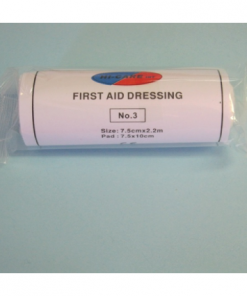 First Aid Dressing