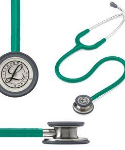 3M Littmann Classic III Stethoscope Emerald