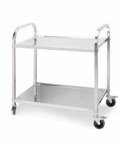 Food Trolleys 2 Tier Imported