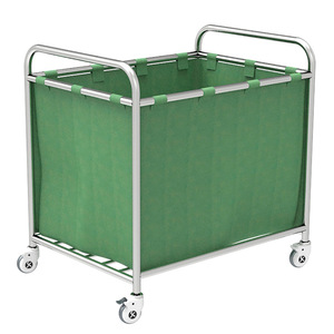 Mobile large linen carrier