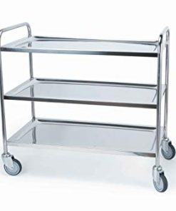 food trolleys 3 tier