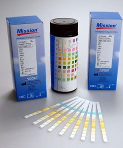 Mission Urinalysis Strips 10pa
