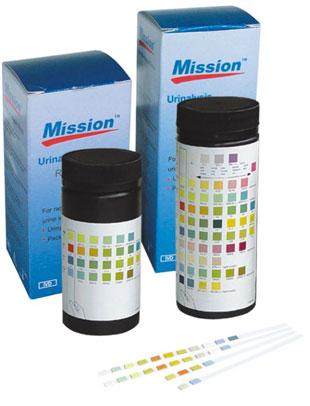 Mission Urinalysis 2pa