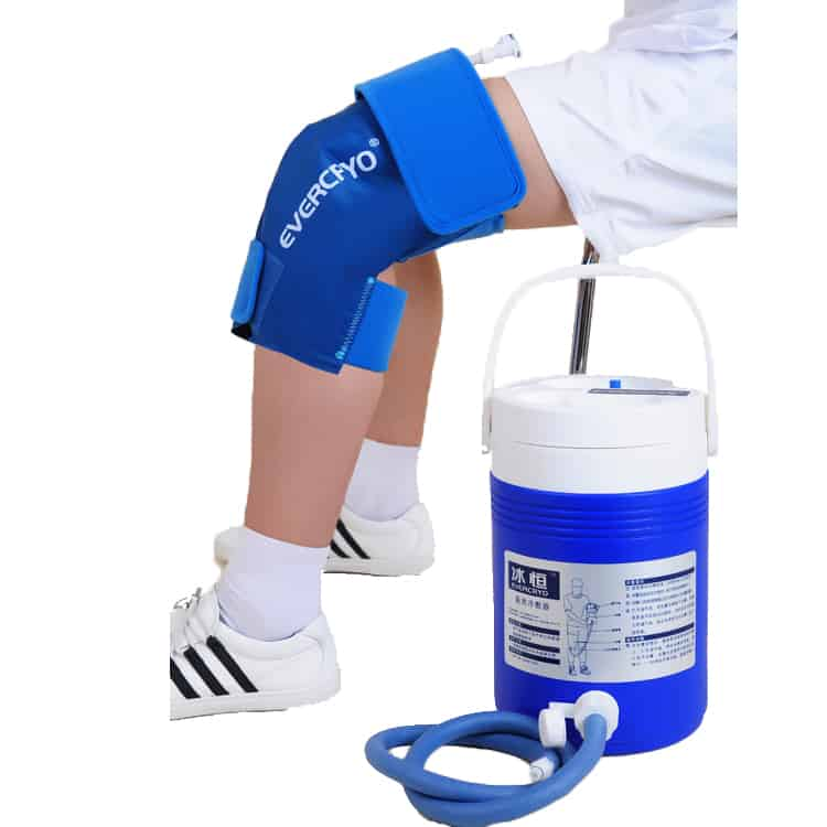 Best Selling Rehabilitation Medical Equipment Knee Ice ... |Medical Ice Therapy Machine