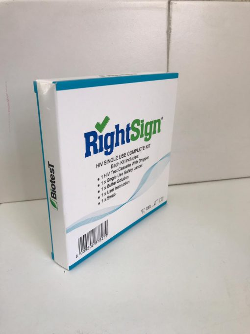 RightSign Hiv single use