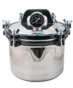 8L Portable Steam Autoclave Sterilizer