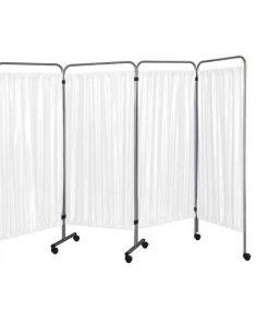 4-Fold Bedside Screen
