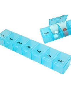 Pill box 7 days